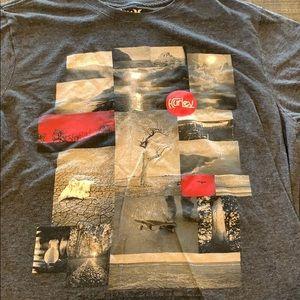 Men's Hurley t-shirt